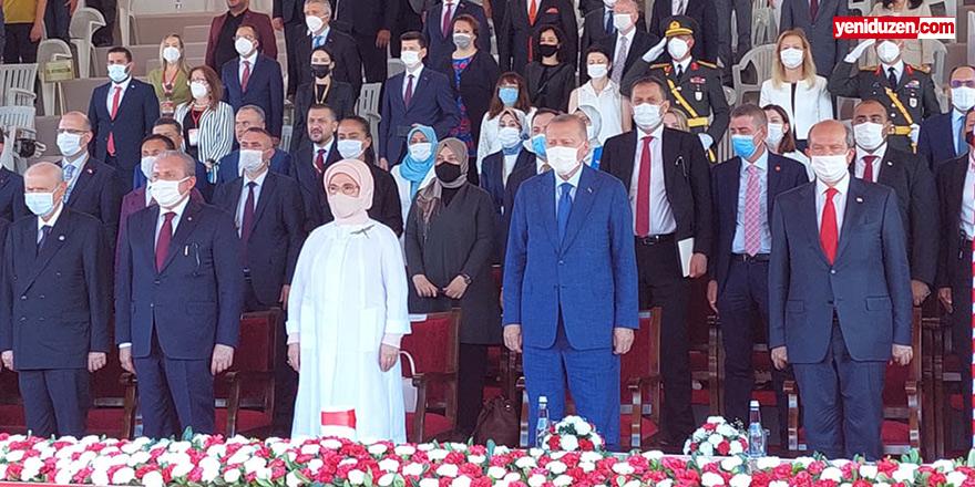 20 Temmuz'un 47'inci yıldönümünde tören ve etkinlikler düzenlendi