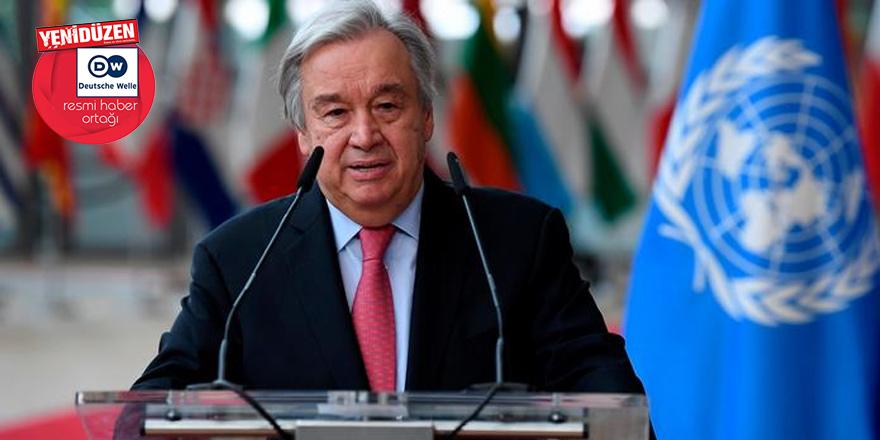 BM'den Kıbrıs açıklaması: Kaygı verici