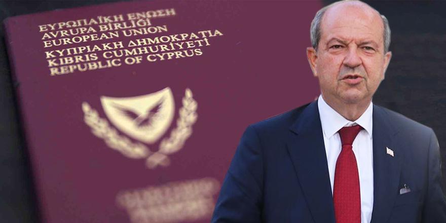 Güneyde karar: Tatar ve KKTC bakanlarının Kıbrıs pasaportları yenilenmeyecek