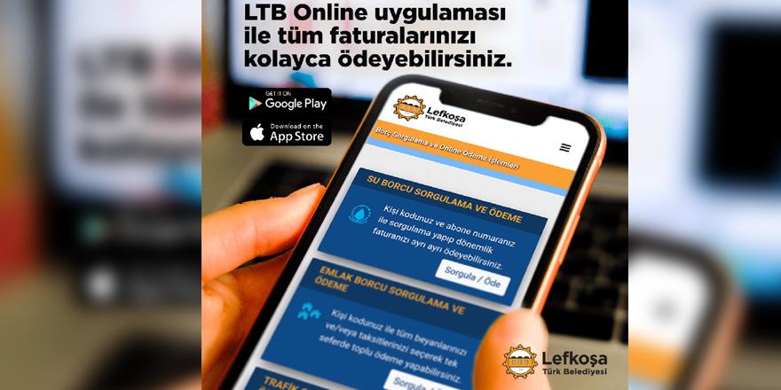 LTB Online uygulaması artık AppStore
