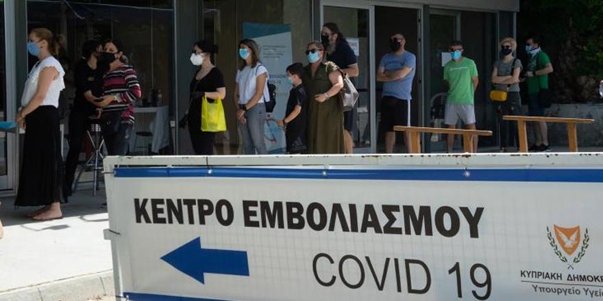 Güneyde Sağlık Bakanlığı: Toplam 202.781 kişi aşısız