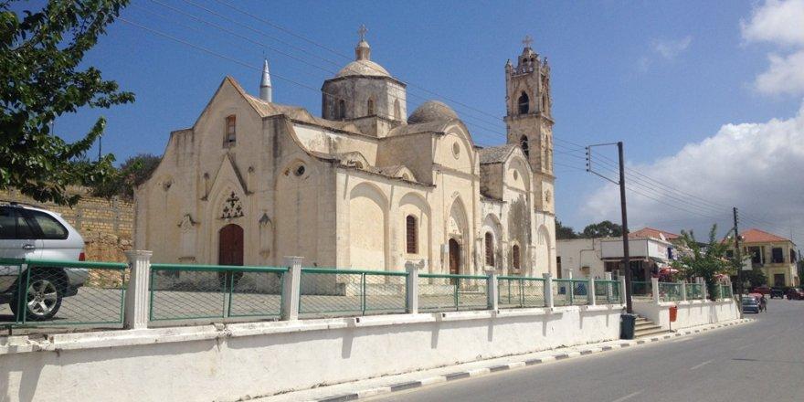 Agios Synesios Kilisesi'ni koruma çalışmaları için sözleşme imzalandı