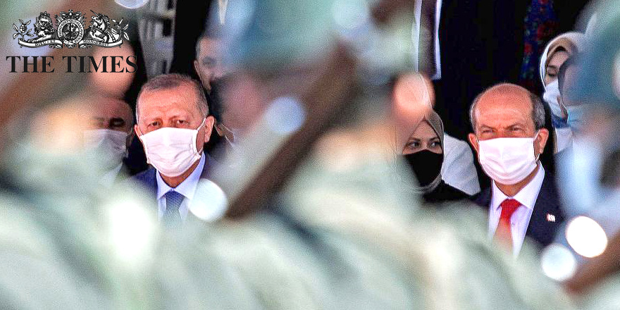 The Times: Kıbrıslı Türkler Erdoğan'ın güçlü baskısından korkuyor