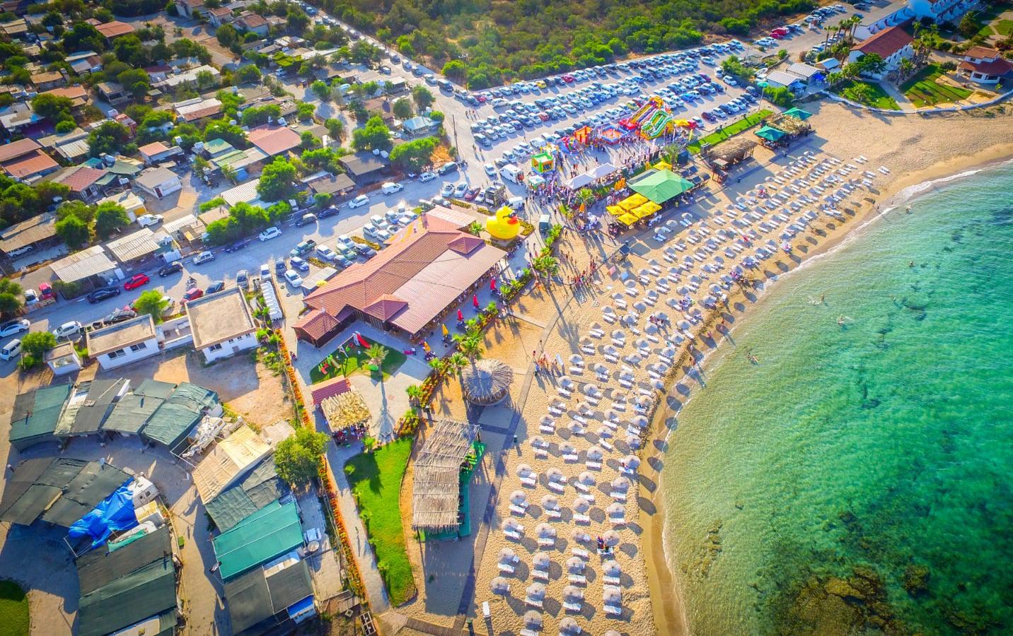 Yeniboğaziçi Belediyesi deniz restoranında pozitif vaka