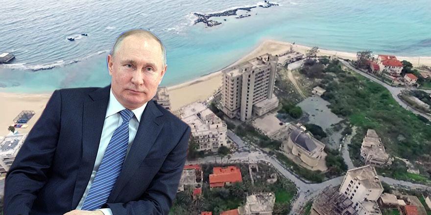 Putin'den Maraş mektubu