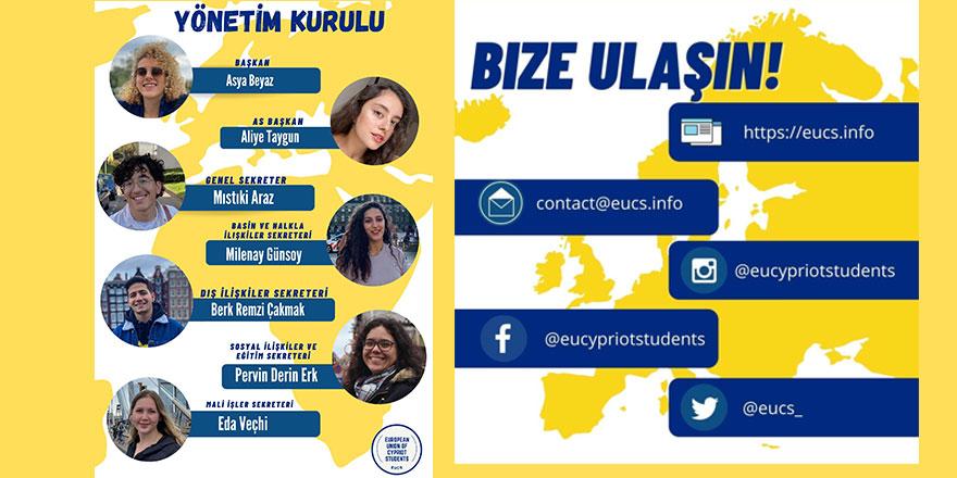 'Avrupa Kıbrıslı Öğrenciler Derneği' kuruldu