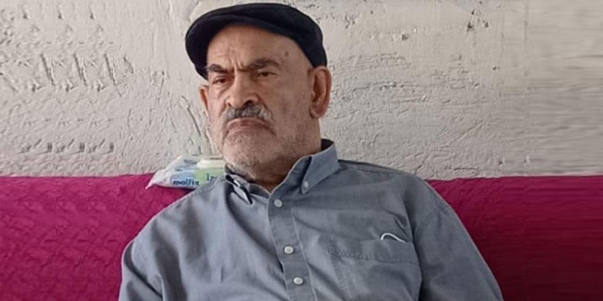 77 yaşındaki Ali Artık kayıp