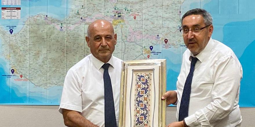 Benli, Ankara'da temaslarda bulundu