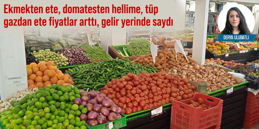 'KRİZ TABLOSU'