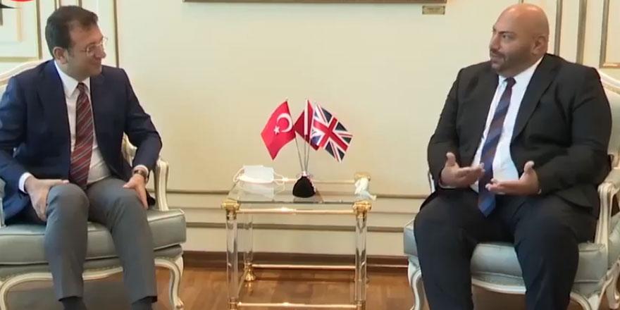 İngiltere'nin İstanbul Başkonsolosu bir Kıbrıslı Türk