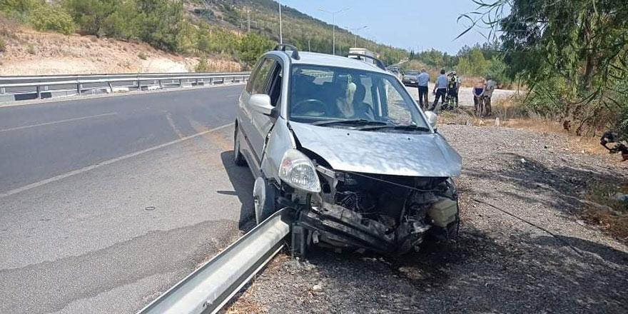 Bir haftada 60 trafik kazası, 1 ölü