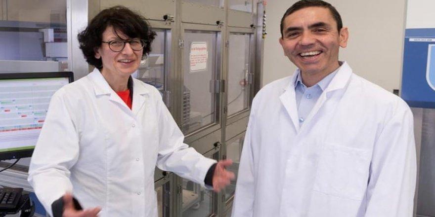 Türeci ve Şahin: Covid-19 mutasyonları henüz 'emekleme' aşamasında