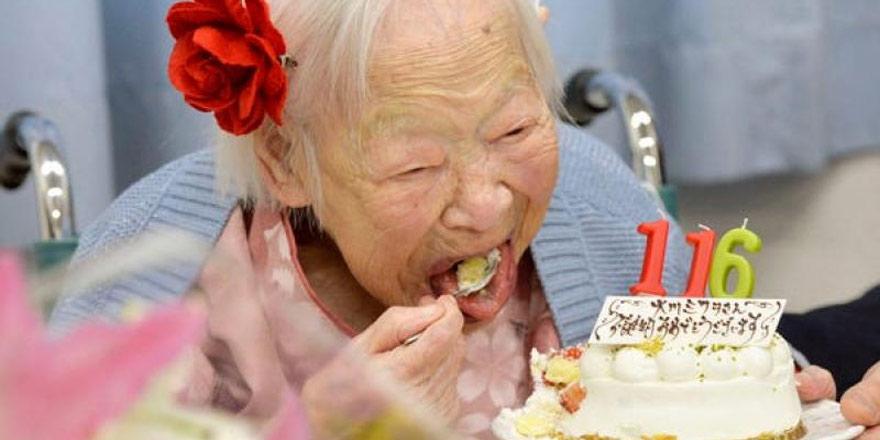 100 yaşın üzerindeki nüfusta patlama