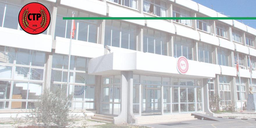 CTP'den BRTK yönetimine tepki:  BRT tüm halkındır