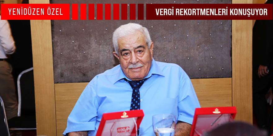 """Mustafa Hacıali:  """"Vergiler verilmeli ki devlet kalkınsın"""""""