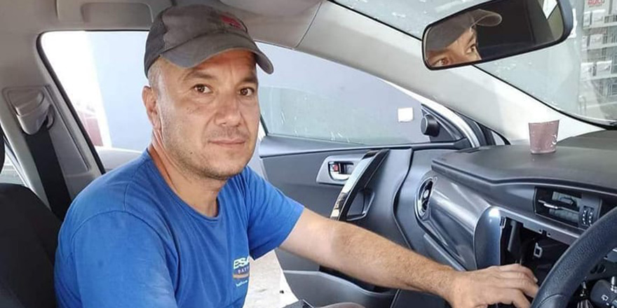 39 yaşındaki Ömer Güner hayatını kaybetti
