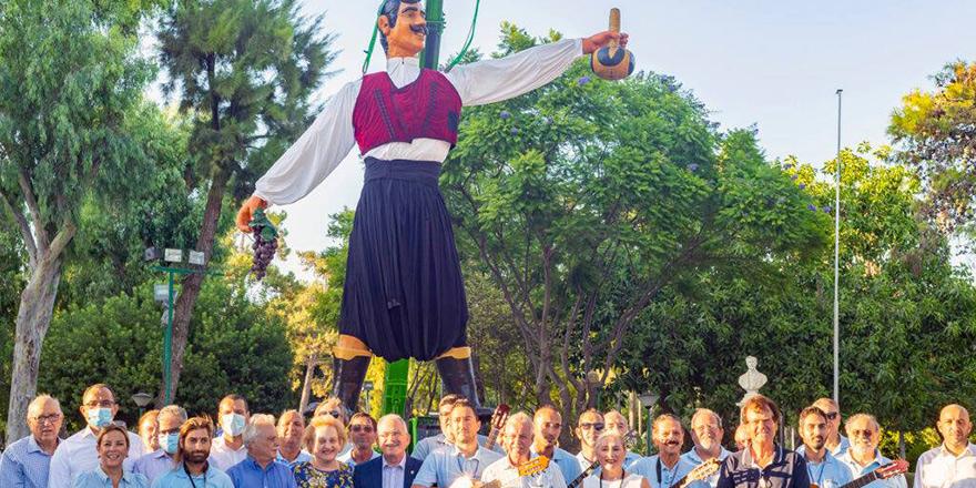 Limasol Şarap Festivali 60 yaşında