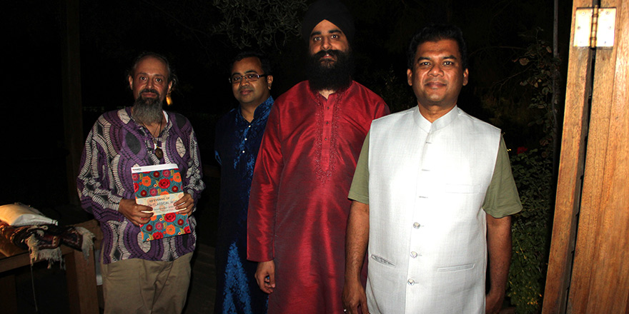 Büyülü Hint klasik müziğinin 3 büyücüsü kadim geleneğe sahip çıkıyor