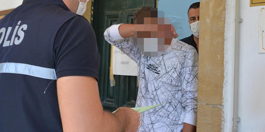Kanunsuz uyuşturucu madde ile yakalandı: 3 gün tutukluluk