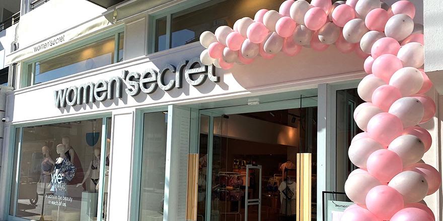 Kadın iç giyimde dünya markası artık Kıbrıs'ta