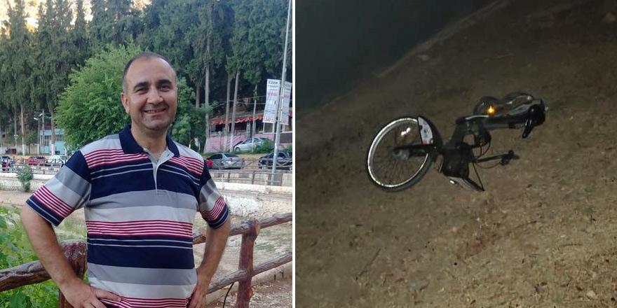 Ölümlü kaza, 45 yaşındaki Telek hayatını kaybetti