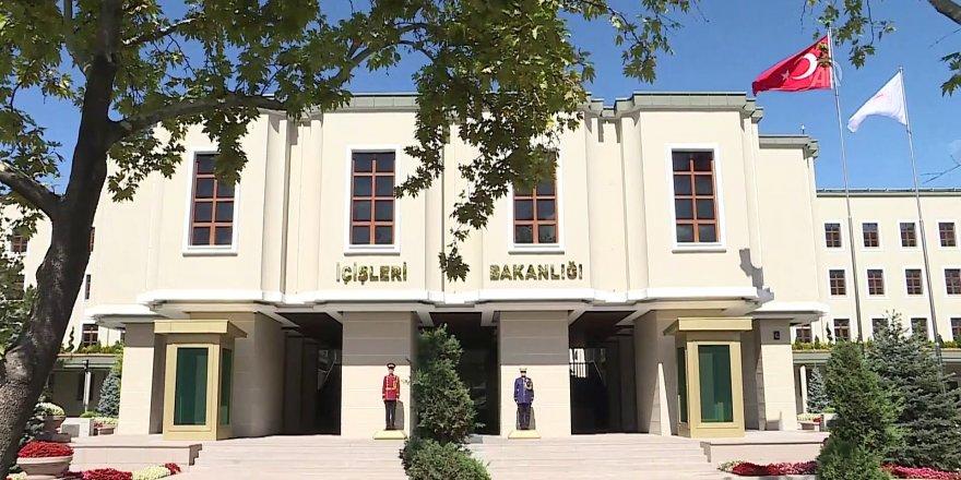TC İÇİŞLERİ: Akıncı, Türkiye'ye giremez iddiası yalandır