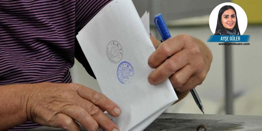 Gündem erken seçim:26 Aralıkmasada