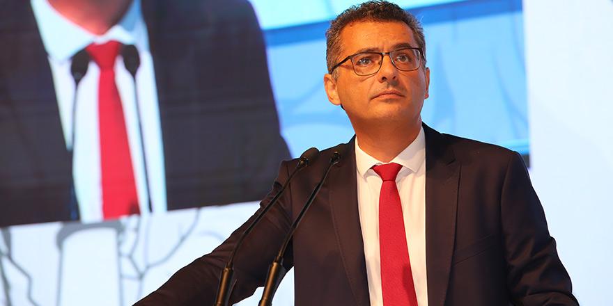 Erhürman: Cumhurbaşkanlığı, Kıbrıs Türk toplumunun bütünlüğünü temsil etmiyor
