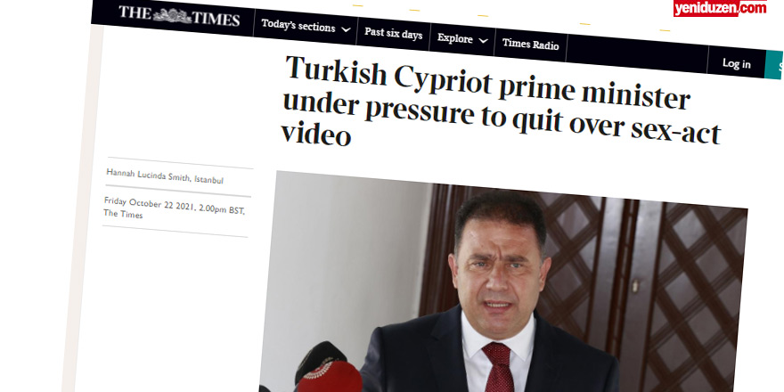 The Times: Saner'e istifa baskısı