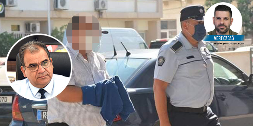 """YENİDÜZEN iddiaları Sucuoğlu'na sordu: """"İspatlasınlar ülkeyi terk edeceğim"""""""