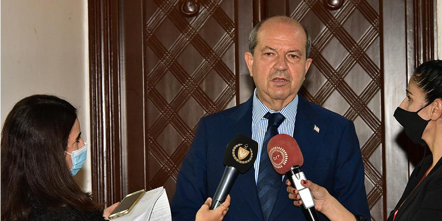 """Tatar """"Başbakan bana yaptığı ziyarette göreve devam etmek istemediğini söyledi"""""""