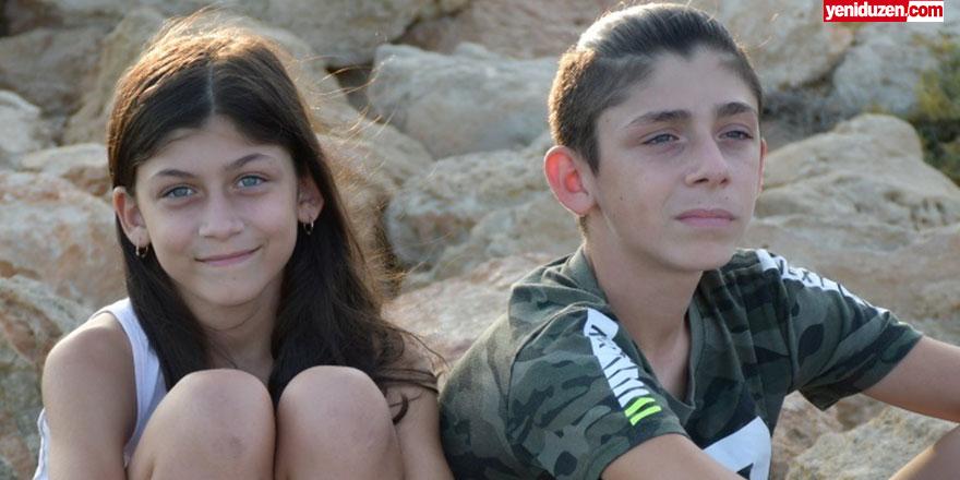 Dedesi Türkiyeli iki çocuğa 'istisnai' Kıbrıs yurttaşlığı