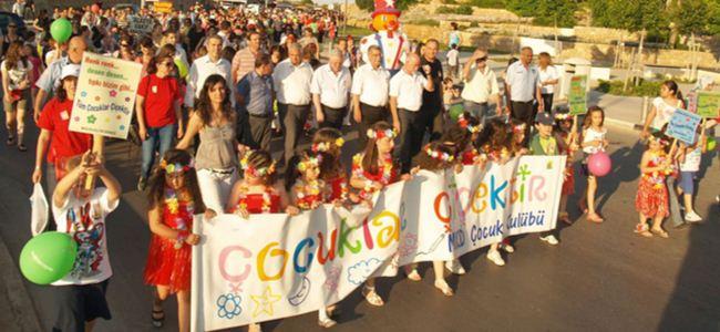 21. Gazimağusa Çocuk Festivali başlıyor