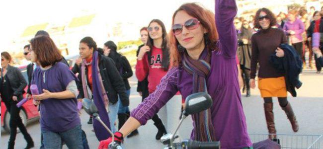 Baraka, Refikoğlu'na bisiklet konvoyu ile destek veriyor