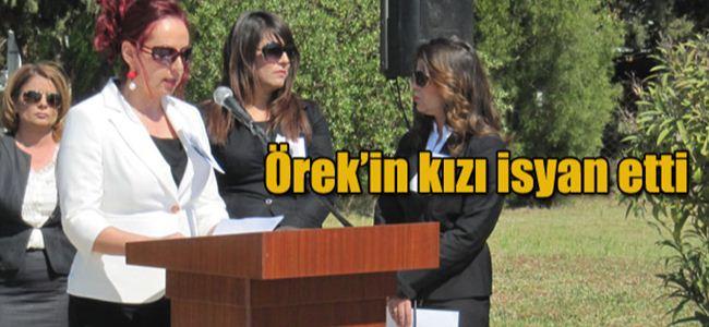 Osman Örek törenle anıldı...