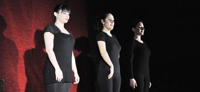 Festival, 'Kadın Oyunları' ile perde açtı