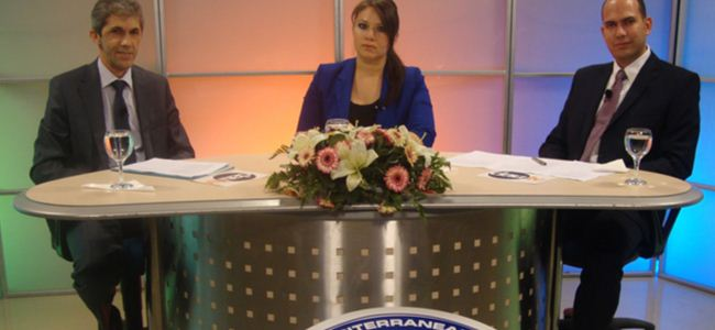 DAÜ'de medyanın gücü tartışıldı