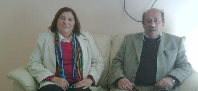 Zehra Cengiz Tıp-İş'i ziyaret etti