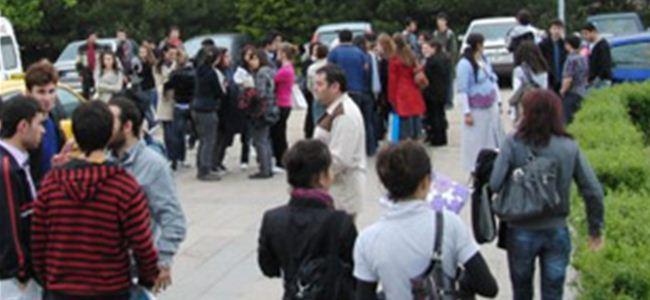 Türkiyeli öğrenciler af istedi