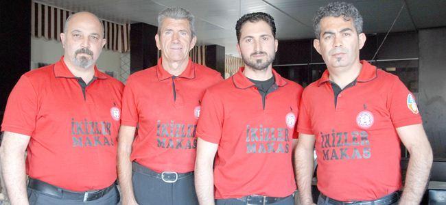 Bilardo'da kupa heyecanı başladı