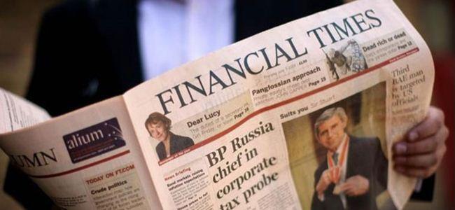 Financial Times'tan Kıbrıs yorumu