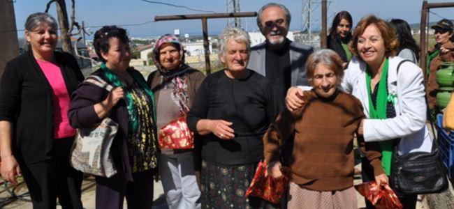 CTPli kadınlarda anlamlı ziyaret