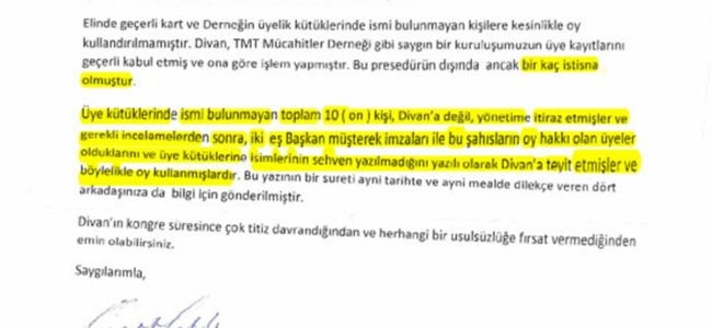 """Türkmen: """"Gençler 'listelerle' kırıldı"""""""