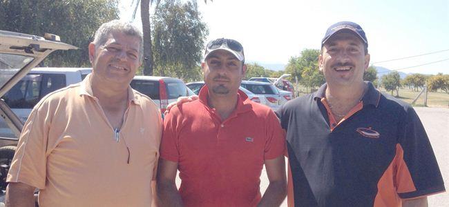 Golfta birincilik Yetkili'nin