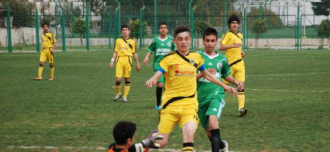 TAMSU U15'te 10 maç oynandı
