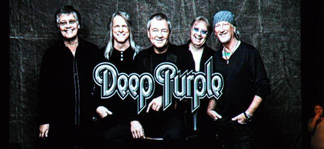 Deep Purple geliyor...