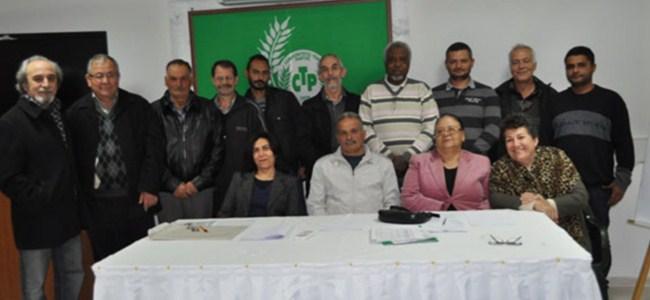 CTP ocak kongreleri sürüyor