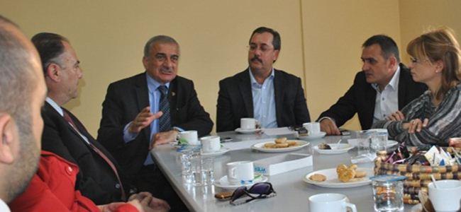 """Arabacıoğlu, """"Belediye yönetimi sil baştan yeniden düzenlenecek"""""""