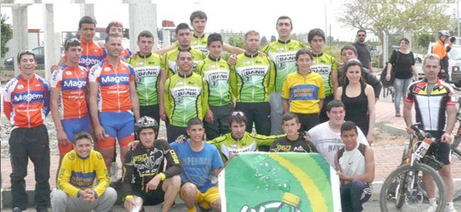 Lisanslılar ve amatörler yarıştı