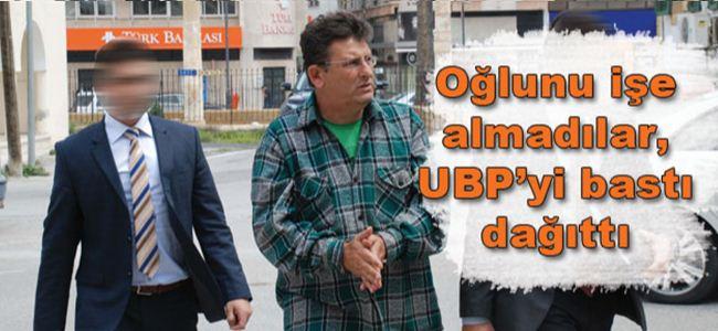 UBP istihdamları kavgaya neden oldu
